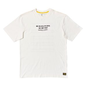 Easyfit No Racism Off White